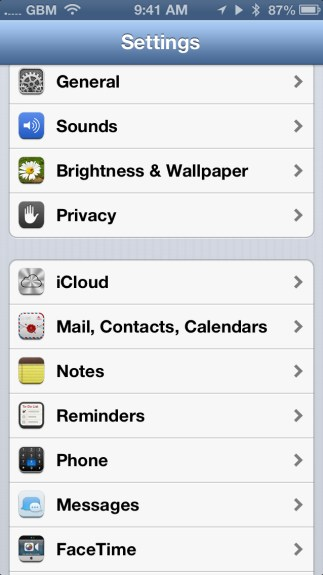 How to Fix Bad iOS 6.1 Battery Life - 1