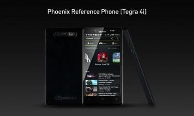 NVIDIA Tegra 4i Phoenix reference