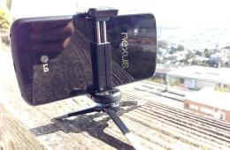 Nexus 4 Accessory - tripod