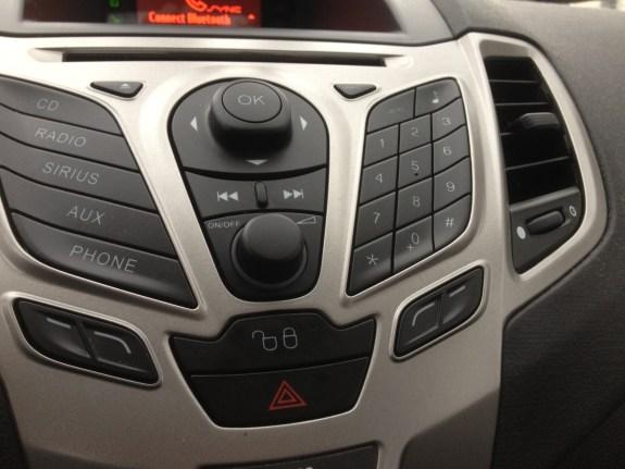 Sync OK Button