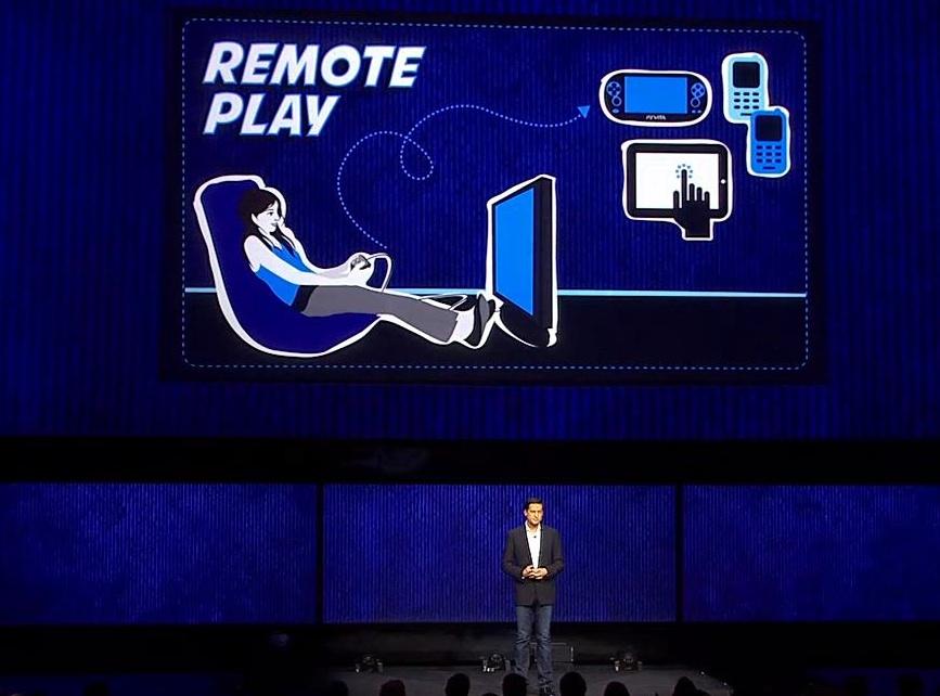 ps4 app second screen games