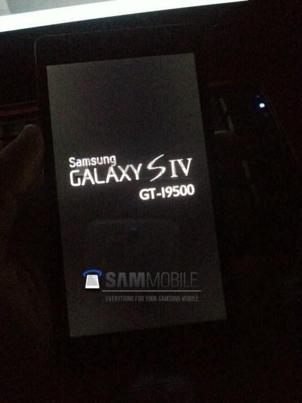 Samsung Galaxy S4 Photo
