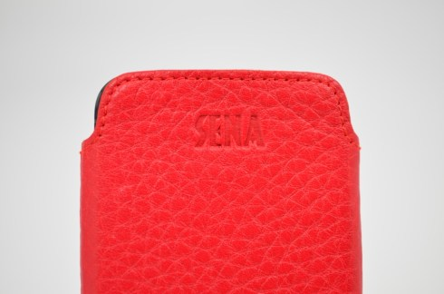 Sena Ultraslim Leather iPhone 5 Case review - 7