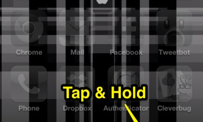 Tap & Hold
