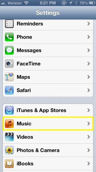 Tap Music (iPhone)