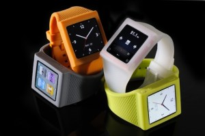 The New And Improved IPod Nano Watch 1