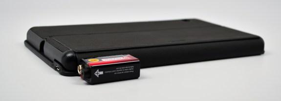 ZAGGKeys mini 9 review - iPad mini keyboad case - 12