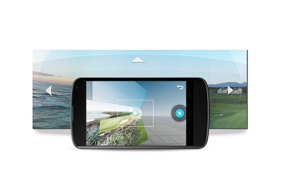 Samsung Orb could be the Galaxy S4's version of Android 4.2's Photo Sphere.