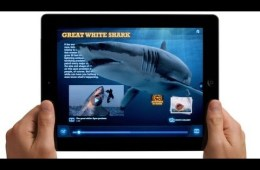 Video thumbnail for youtube video Apple Airs Two New iPad Ads