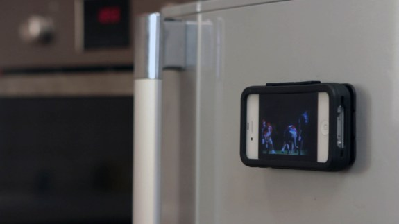magic case magnet mount