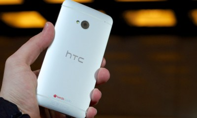 The HTC One release date is on track for early to mid April.