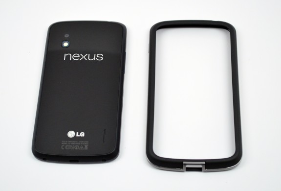 The Nexus 4 bumper is back in stock but there is no telling how long that status might last.