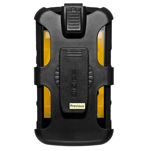 A rugged Nexus 4 case from Seido.