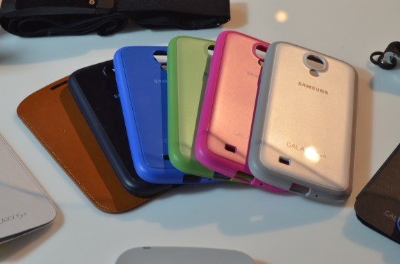 The Samsung Galaxy S4 is coming to a number of U.S. carriers.