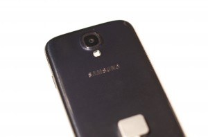 The Galaxy S4 comes with a microSD card slot.