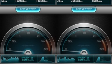 The Galaxy Note 2 T-Mobile 4G LTE speed tests in San Jose California show fast upload and download speeds.