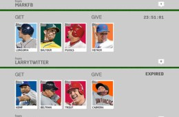 Topps' BUNT 2013 for iPad.
