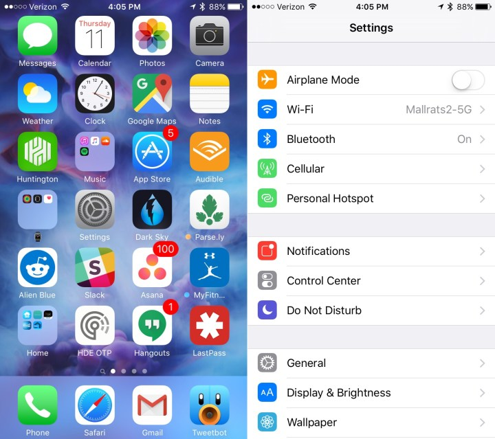 Turn off iPhone auto correct - 2