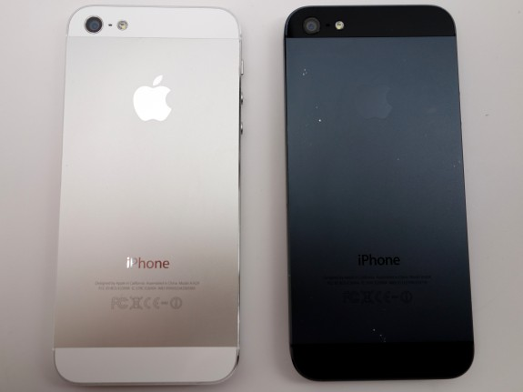 Rumors point to an iPhone 5S that looks much like the iPhone 5.