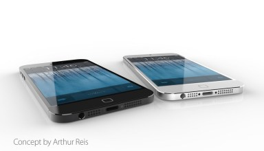 A new iPhone 6 concept with a thin design, waterproof capabilities and a new home button.