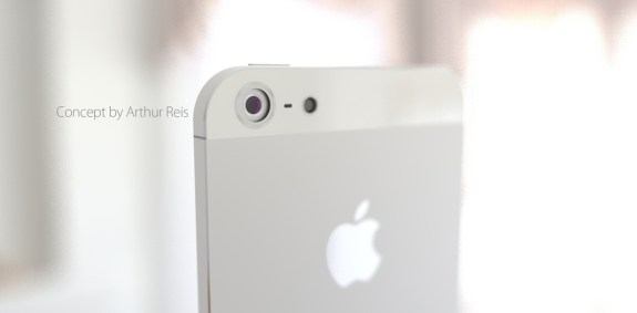 The iPhone 6 concept claims an upgraded camera.