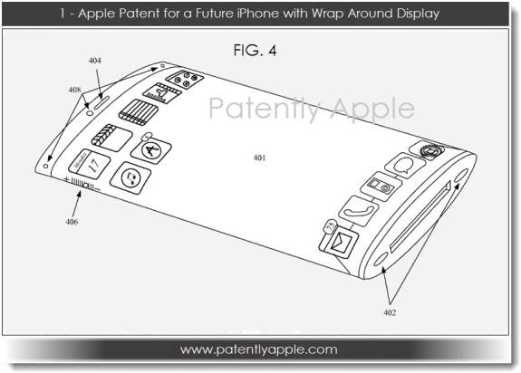 Is this Apple's own iPhone 6 concept, or just another patent?