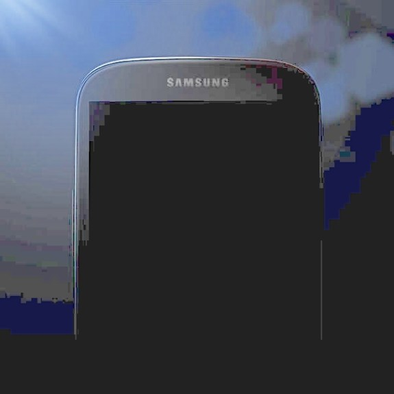 We adjusted the Galaxy S4 image looking for clues.