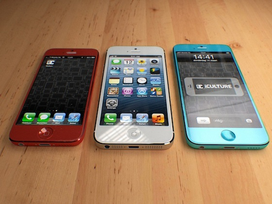 One look at how an iPhone could incorporate multiple color options.