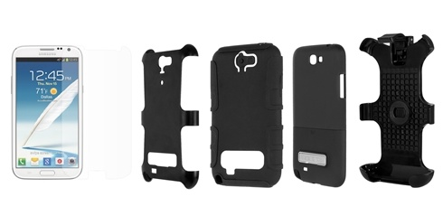 A rugged Samsung Galaxy Note 2 case from Seido.