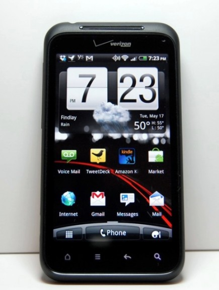 htc thunderbolt update rolls out droid incredible 2 users wait on ics rh gottabemobile com Thunderbolt Phone Motorola Thunderbolt Phone
