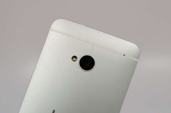 T-Mobile's HTC One will feature a clean look, just like the unlocked version.