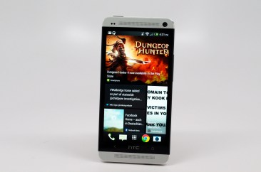 HTC One Review - 008