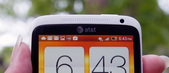 The HTC One X remains on Android 4.1 in the U.S.