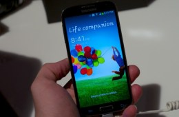 The AT&T Samsung Galaxy S4 release date is pegged for April 26th on AT&T, the first for the U.S.