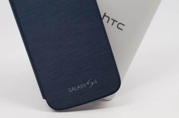 The Galaxy S4 Active will be for those that don't want a case.