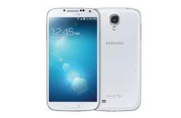 The Sprint Galaxy S4 will evidently shun carrier branding.