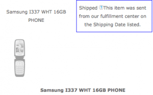The Galaxy S4 will arrive on April 25th for Premier customers, at least.
