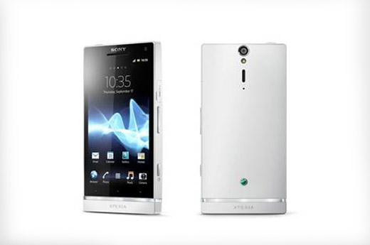 The Sony Xperia S Android 4.1 Jelly Bean update won't come until May, at the earliest.