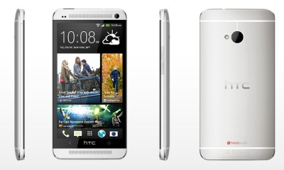 T-Mobile starts taking orders for the un-branded T-Mobile HTC One with an option for Saturday delivery.