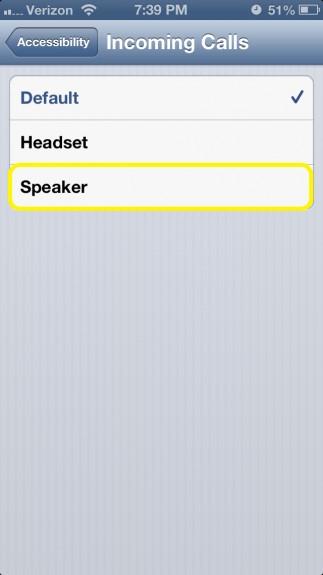 Tap Speaker
