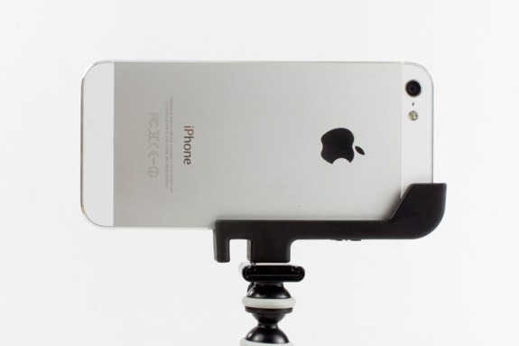 the glif iphone tripod mount