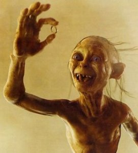 Apple's iRing to rule your iTV; image: Lord of the Rings