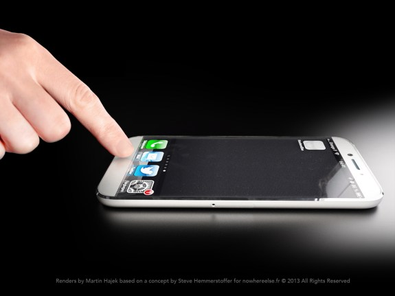 iPhone 6 Concept Brings Large Screen Prototype to Life