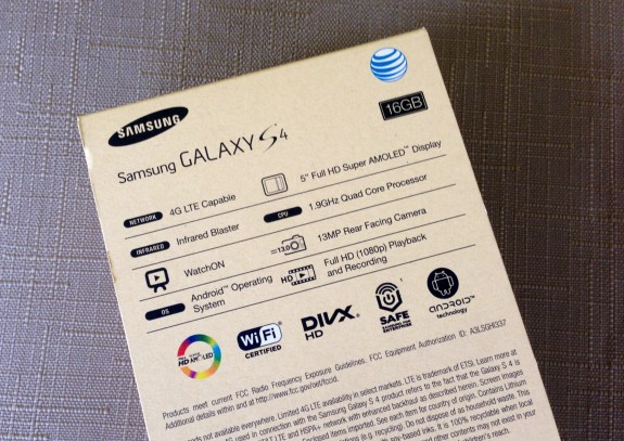 AT&T, and other carriers, don't come right out and say that 16GB isn't on board.