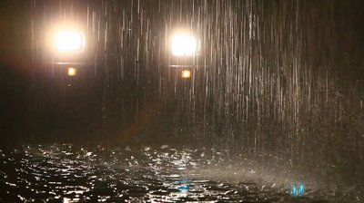 Rain Headlights