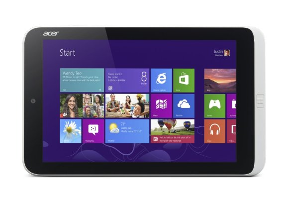 The Acer W3