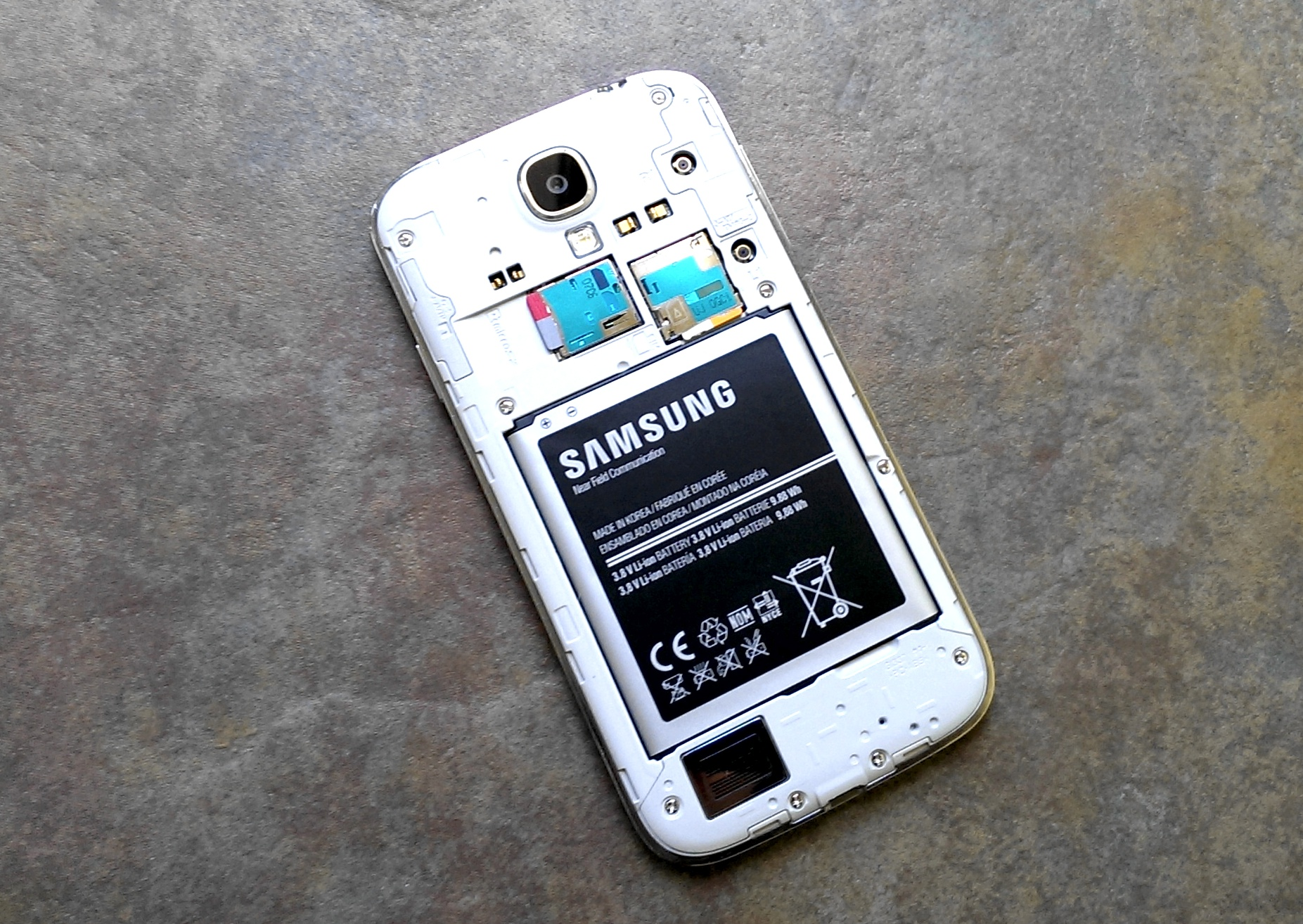 How to Get Better Samsung Galaxy S4 Battery Life