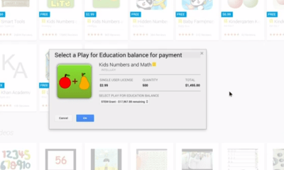 Google Play for Education will make it easier for educators to push apps to students.