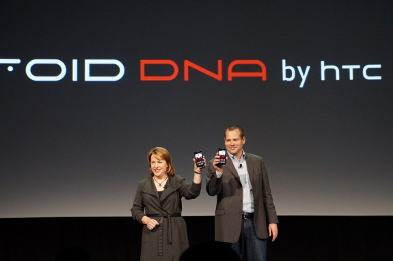 The Droid DNA Android 4.2 and Sense 5 update is said to be in testing.