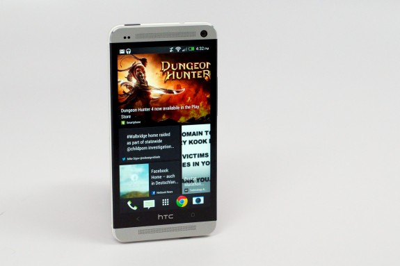 The HTC One Mini could arrive in just a few short weeks.